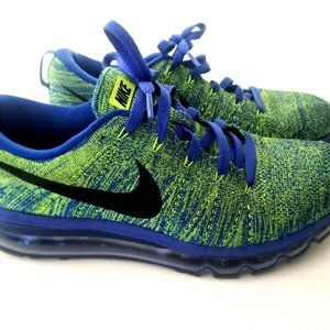 NIKE FLYKNIT MAX Mens Volt 620469 402 Shoes